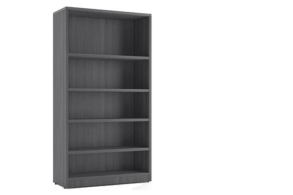 "Start Up | Bookcase – 5 Shelves - Dimensions: 35-1/2"" W x 14"" D x 65‑1/2"" HOriginal price: $ 999 | Sale price: $ 509"