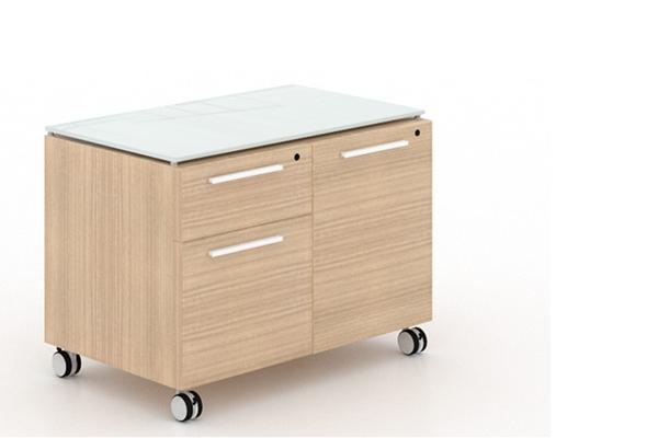 "Start Up | Mobile Combo Storage Unit - Dimensions: 32"" W x 22"" D x 27"" HOriginal price $ 810 | Sale price: $499"