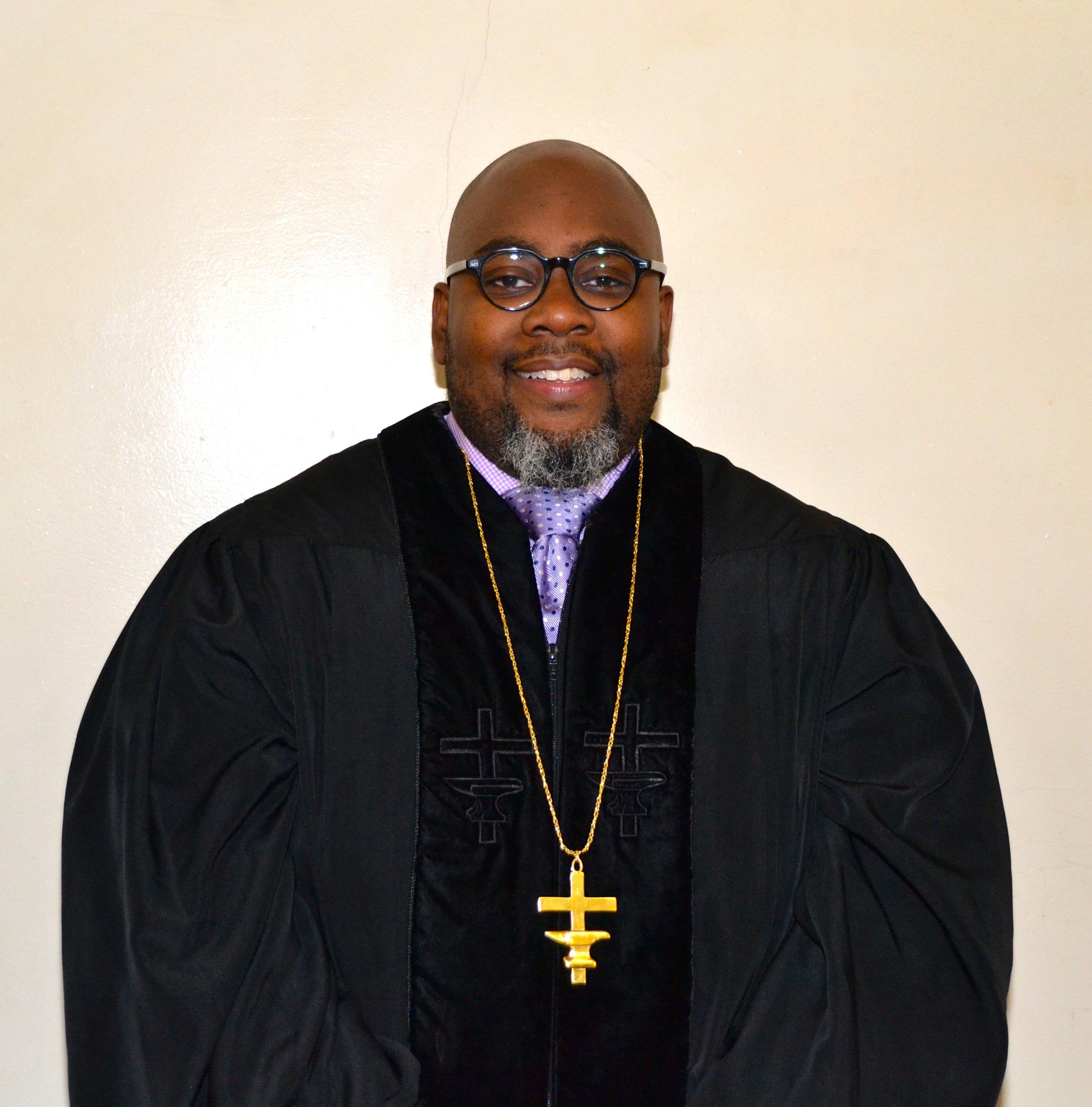 Rev. Dr. Stanley Hearst II