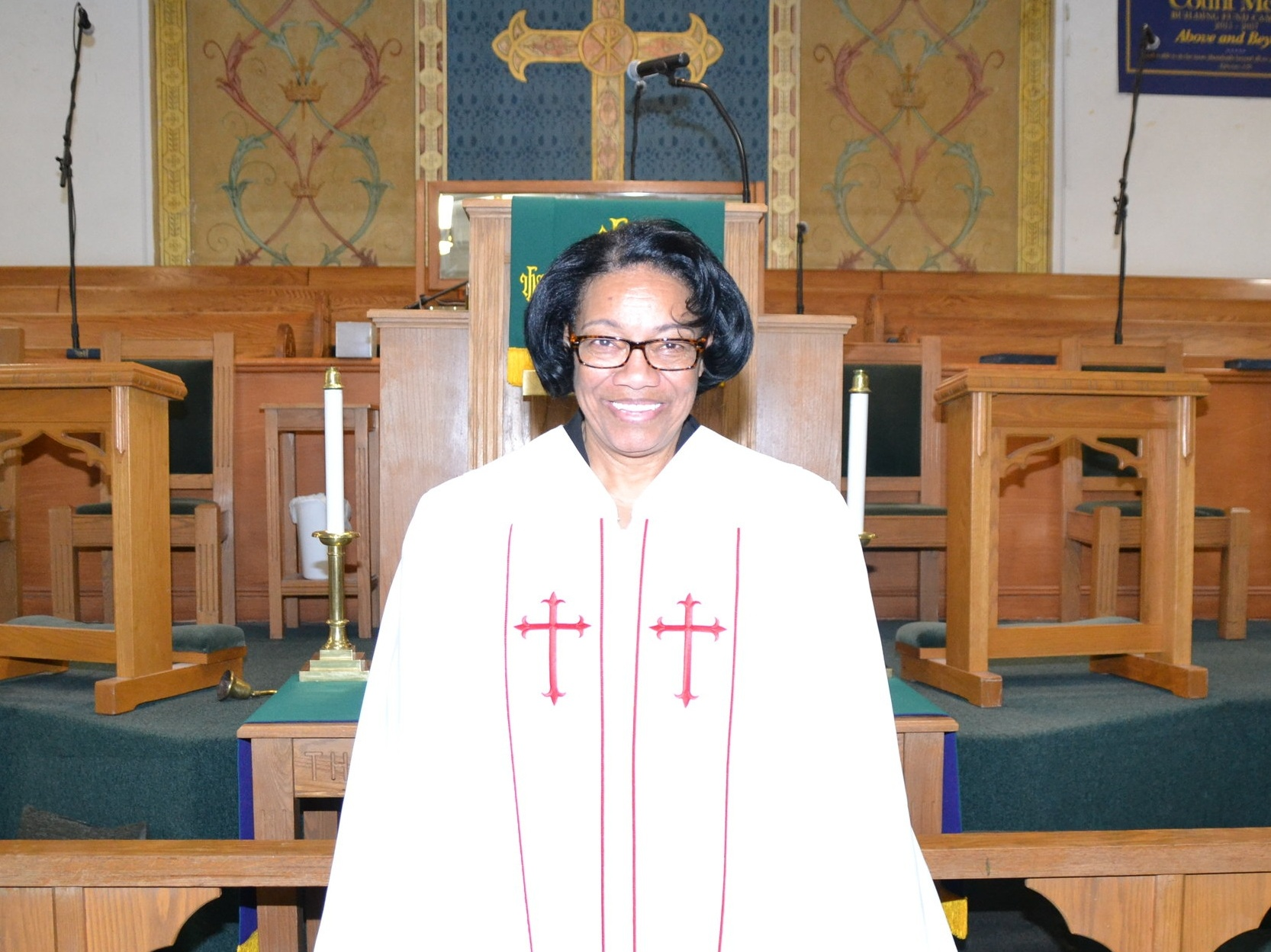 Rev. Diane Haggan - Rev. Haggan serves as a Local Deacon at Mt. Pisgah AME Church. She is also the leader of our Homebound & Recovering Ministry and Women's Ministry.