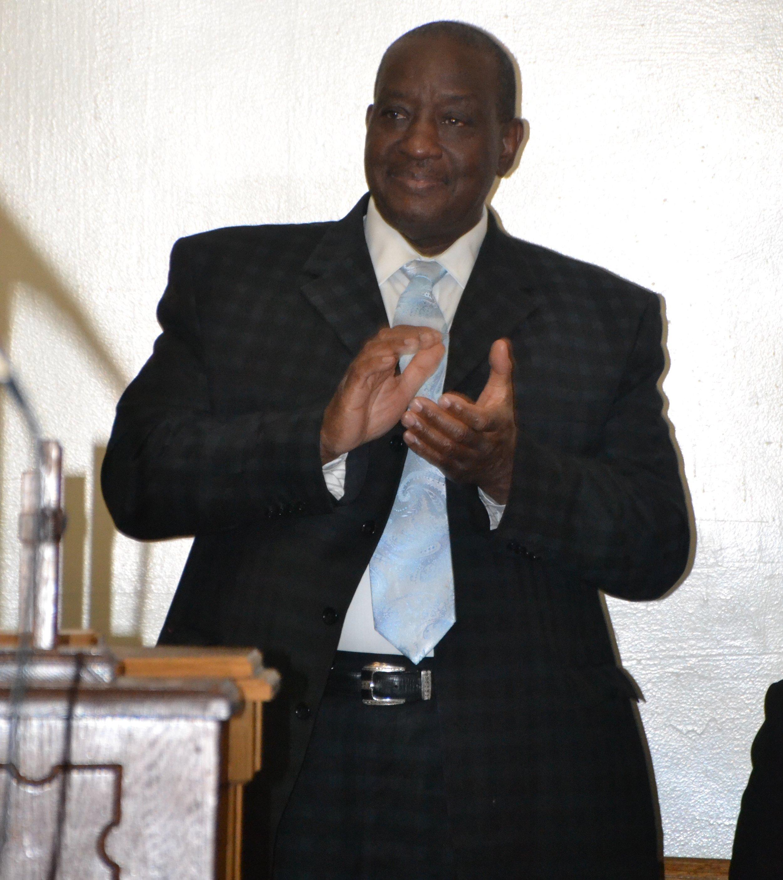 Bro. Willie Haggan