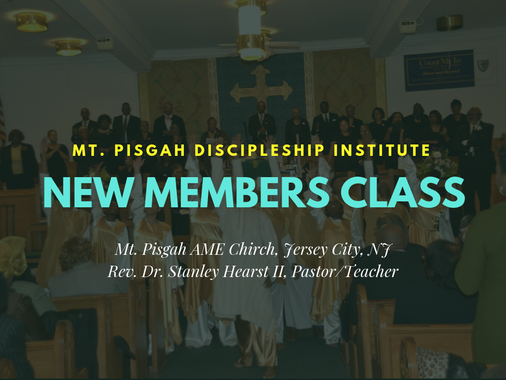 New Member Class - For all new members, Click HERE to download a copy of our New Members Presentation.