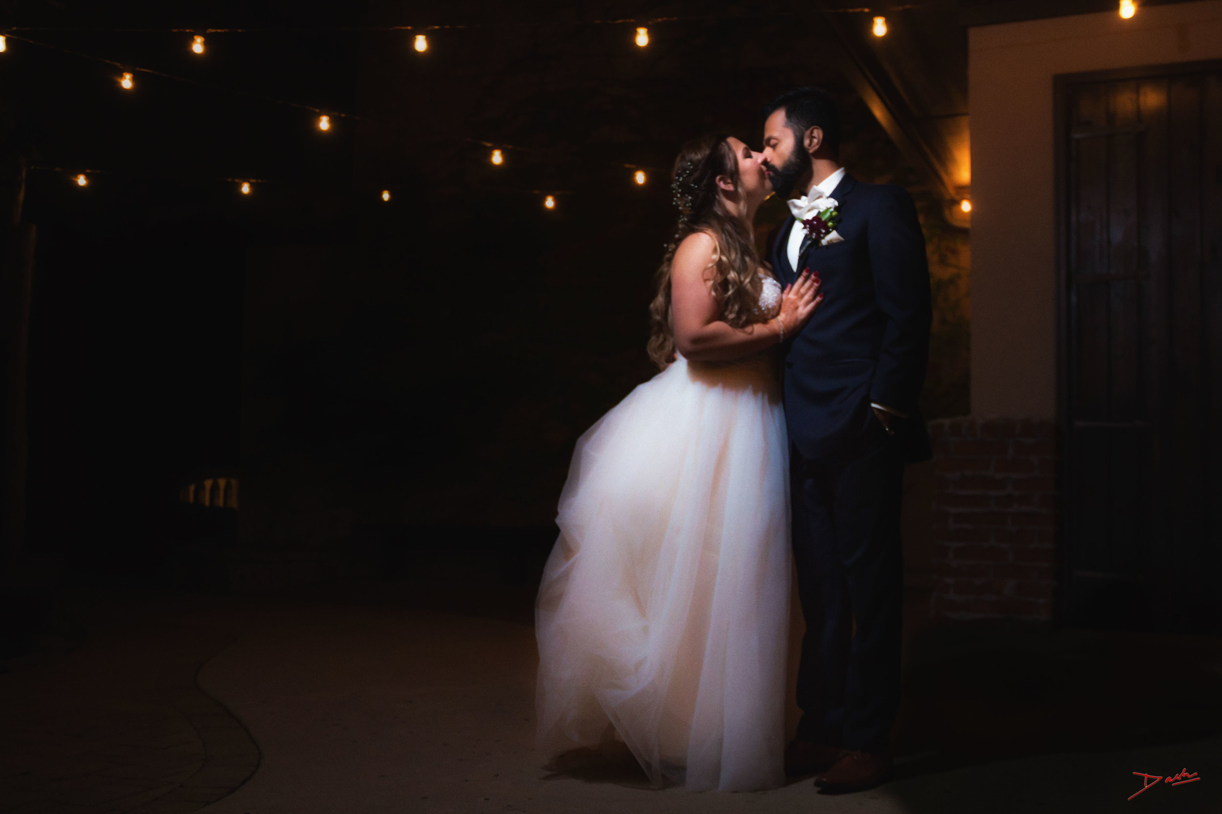 Aristide First Kiss Wedding Photographer in Memphis Collierville TN.jpg