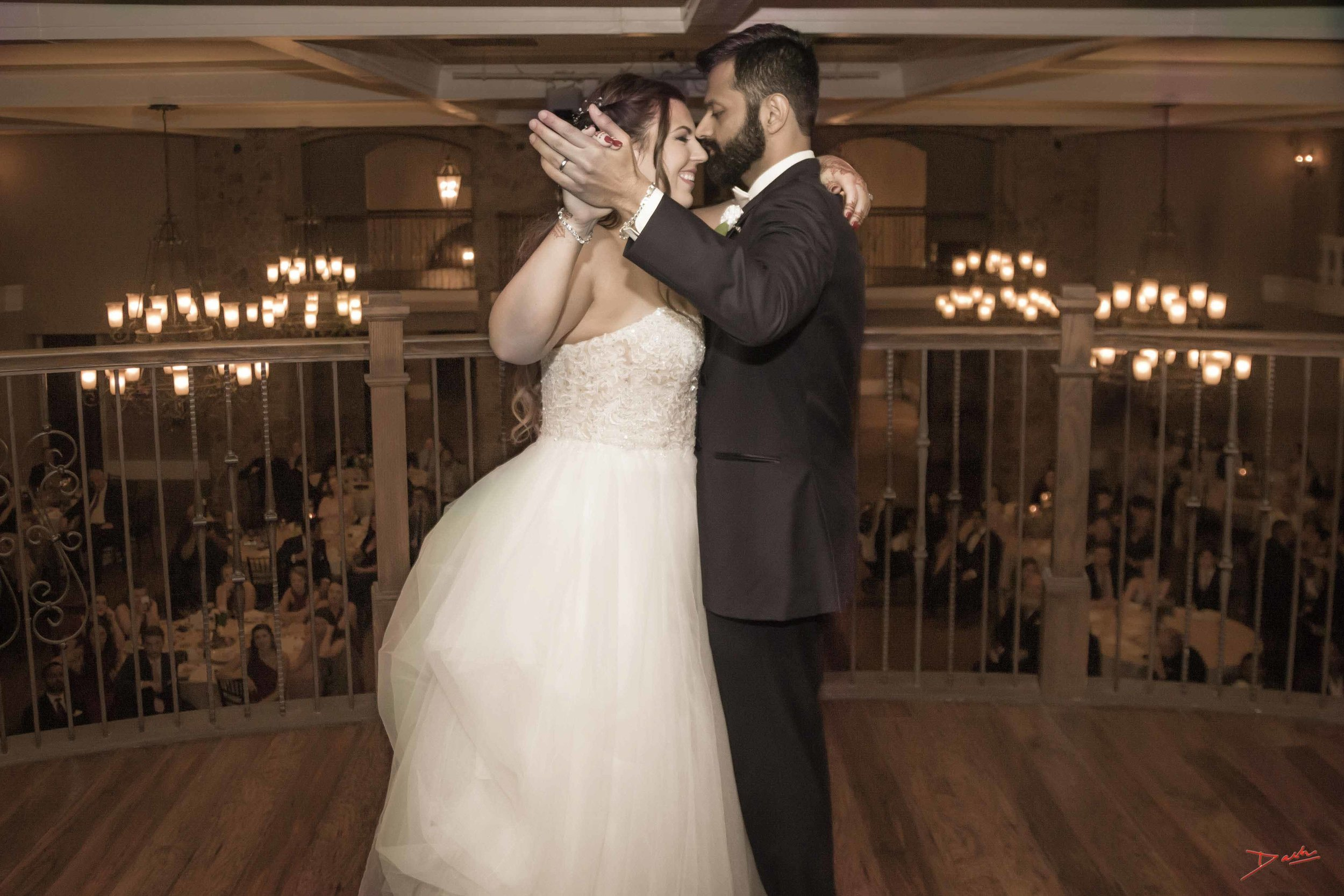 Aristide First Dance Wedding Photography in Memphis Collierville TN.jpg