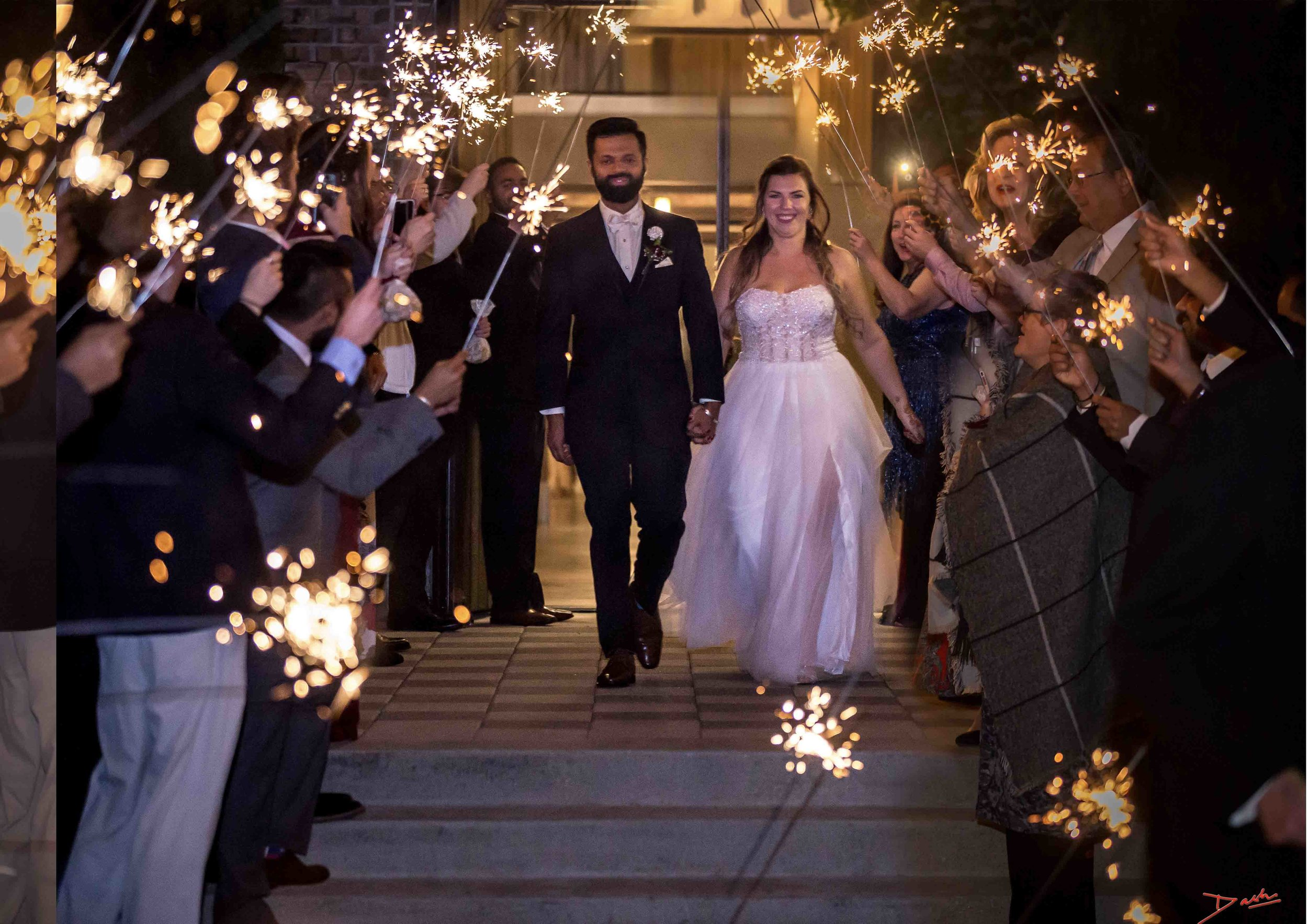 Aristide Sparkle Exit Wedding Photographer in Memphis Collierville TN.jpg