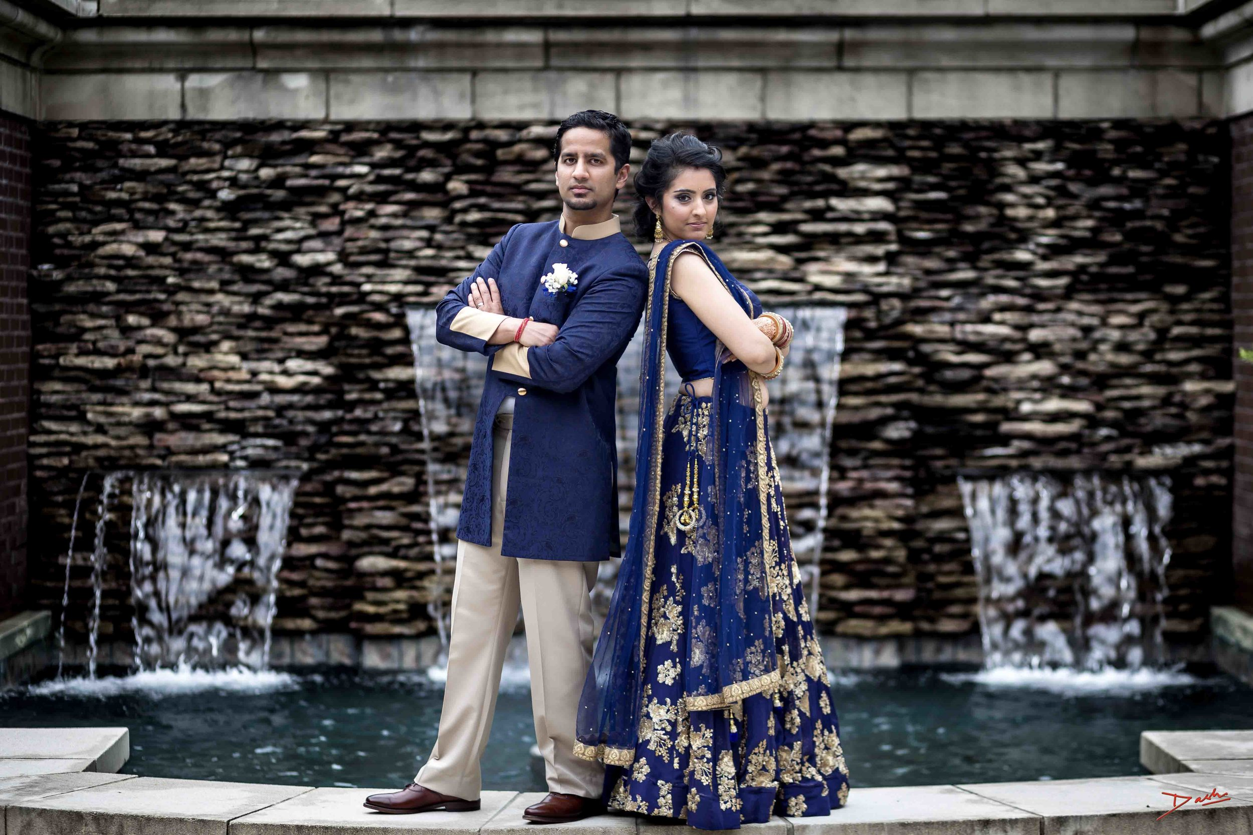 Indian Wedding and Bridal Photographer in Memphis Collierville TN.jpg