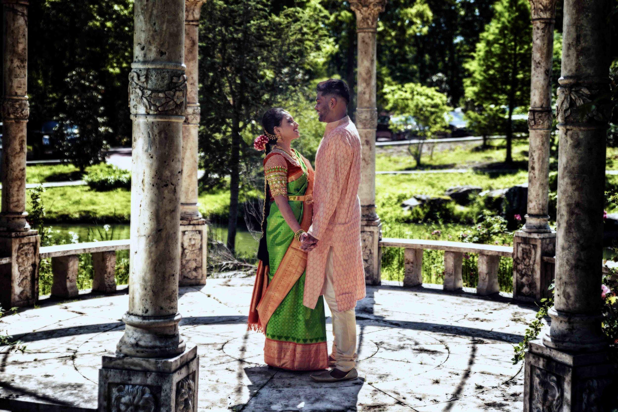 Indian Wedding Romantic Photographer in Memphis Collierville TN.jpg