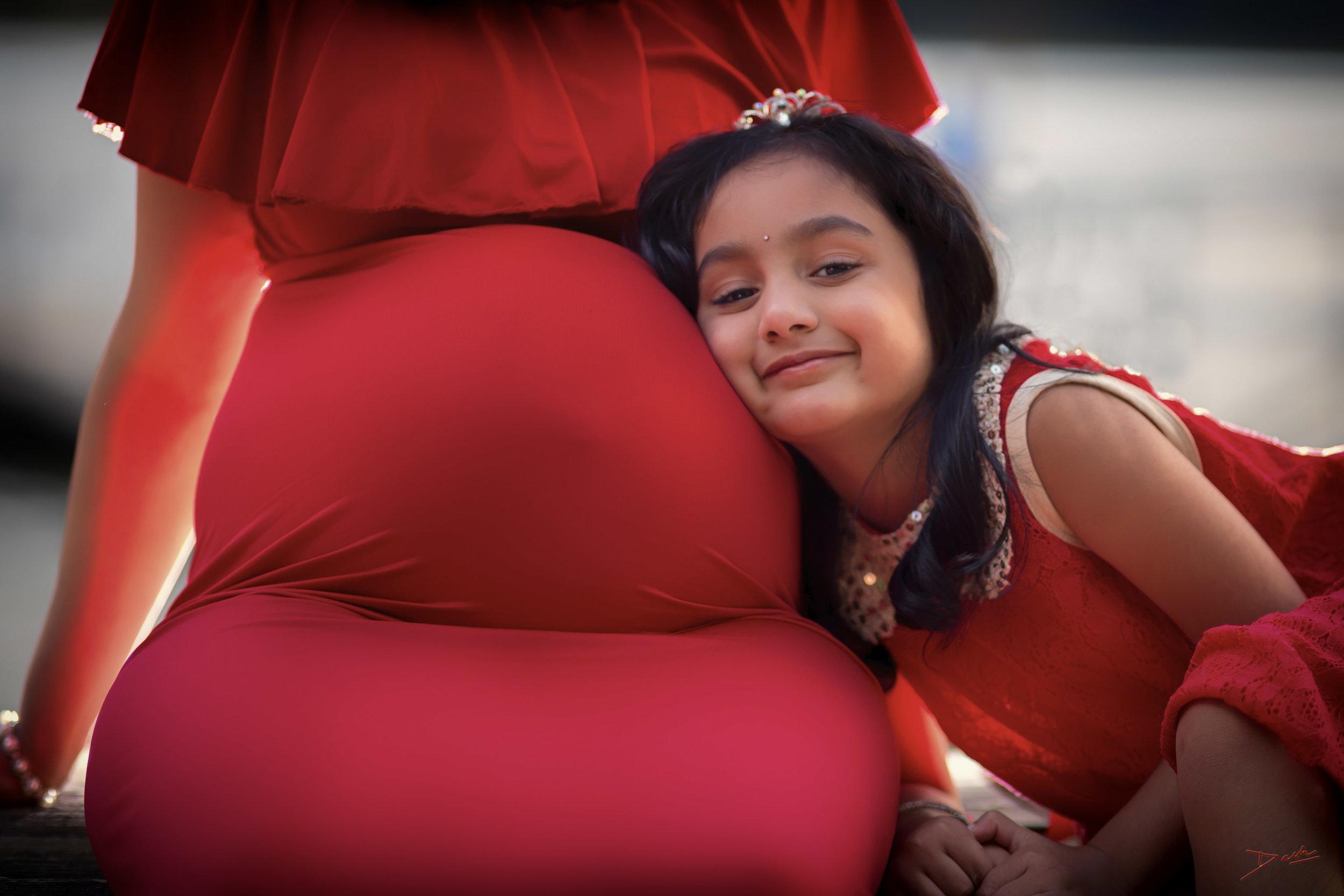 Creative Indian Maternity Photographer in Memphis Collierville TN.jpg