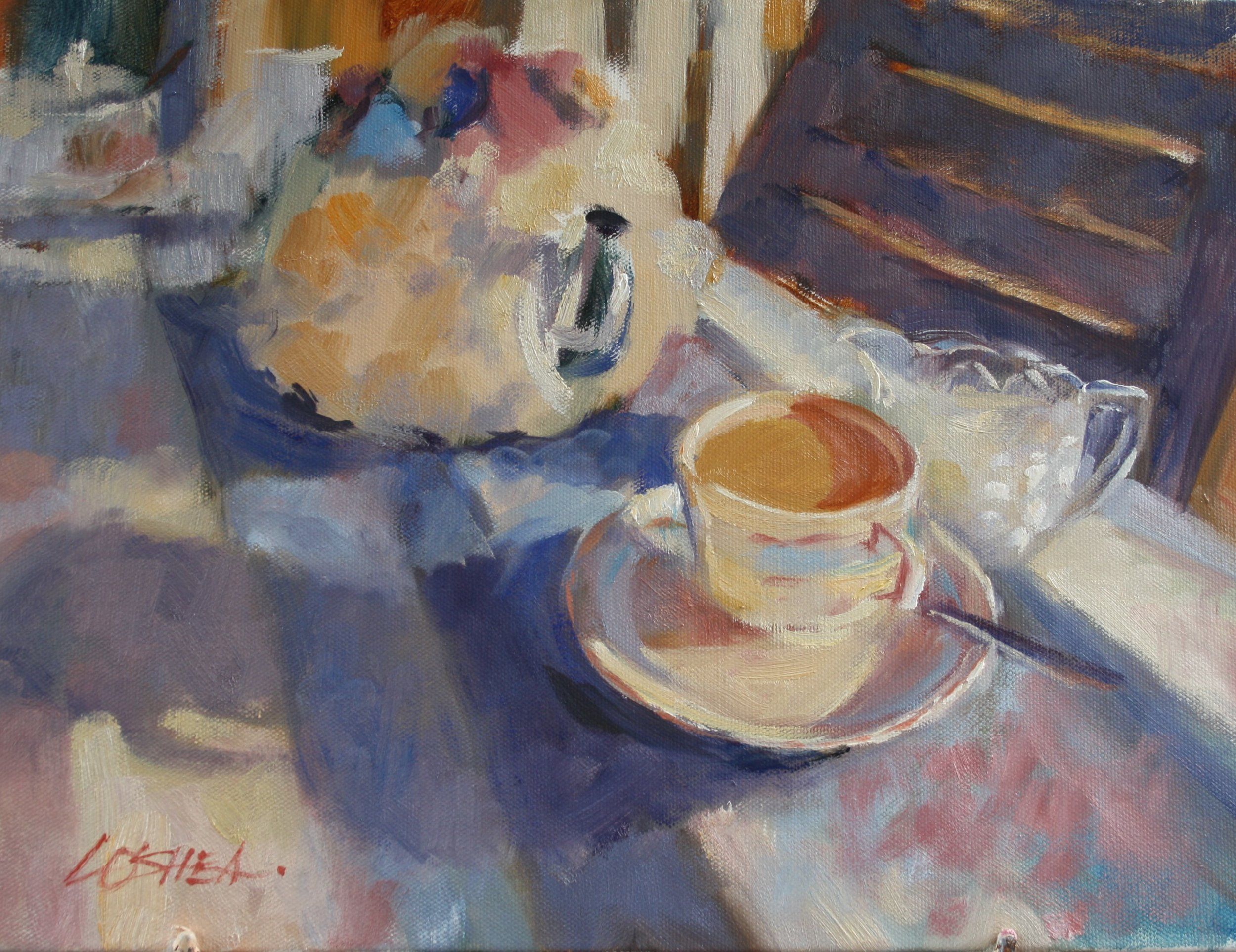 A Morning Cuppa