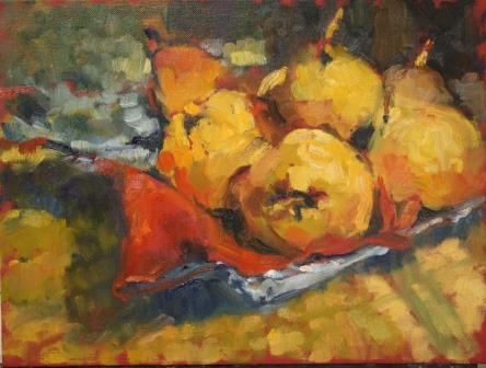 Quinces and Quandongs