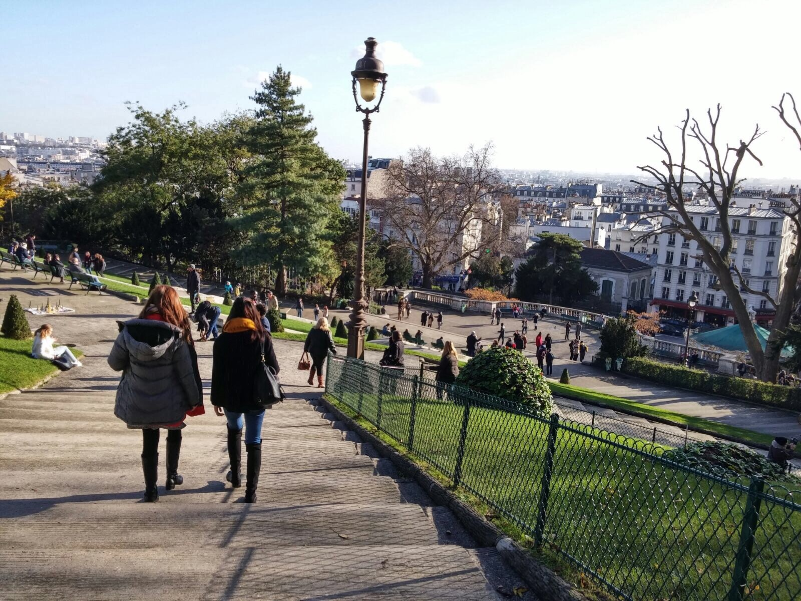 Montmartre, Paris 2015 - I don't have any other pics to post... haha