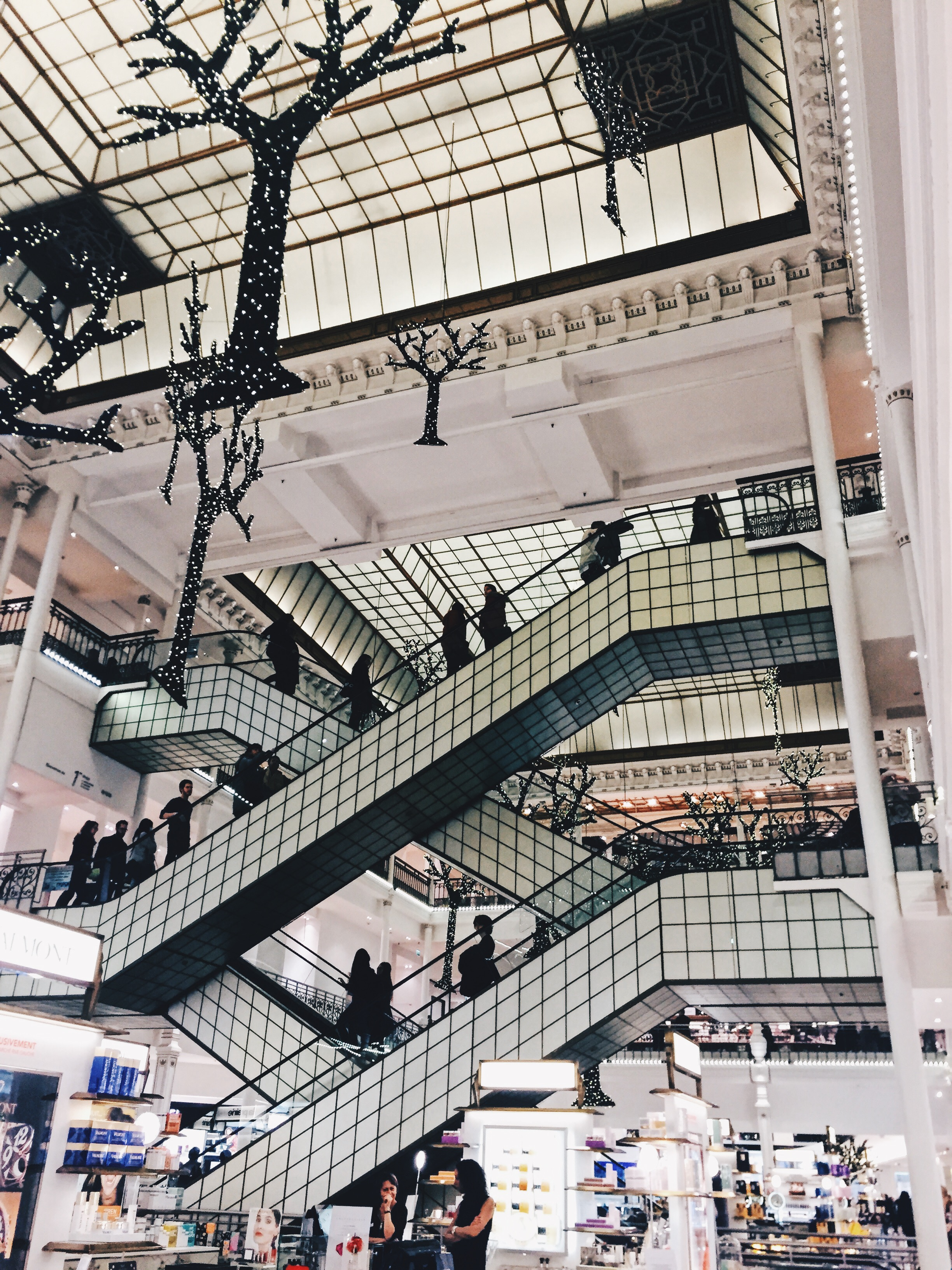 Le Bon Marché - photo taken in 2015