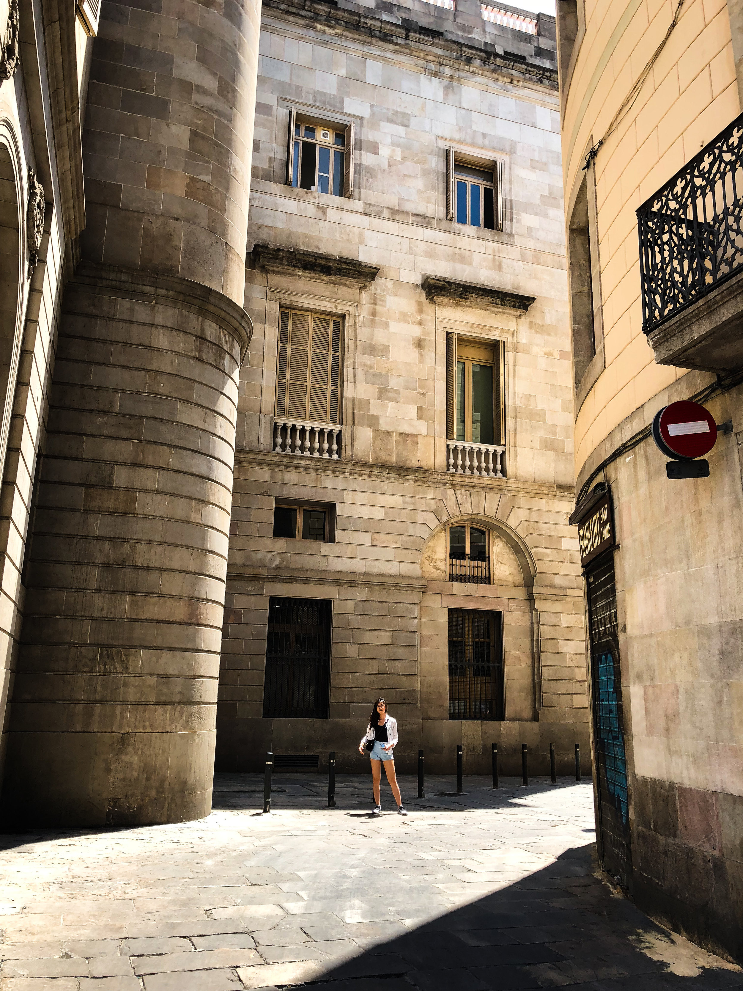 The granny's guide to Barcelona - July 2018