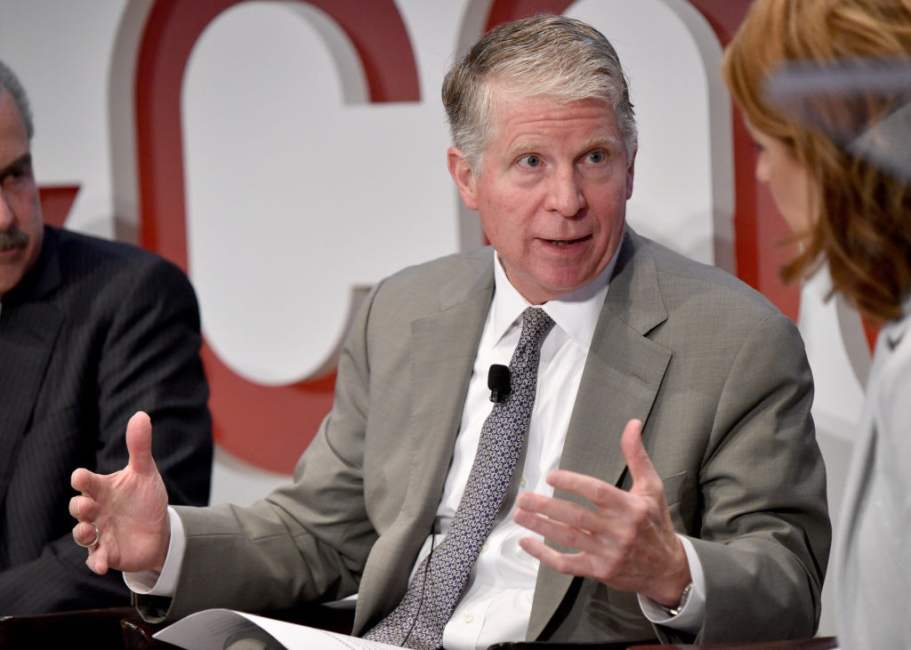 District Attorney Cyrus Vance