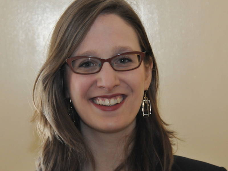 Melissa S. Ader is one of two staff attorneys in the Legal Aid Society's new Worker Justice Project. Photo courtesy of Melissa S. Ader/Legal Aid Society