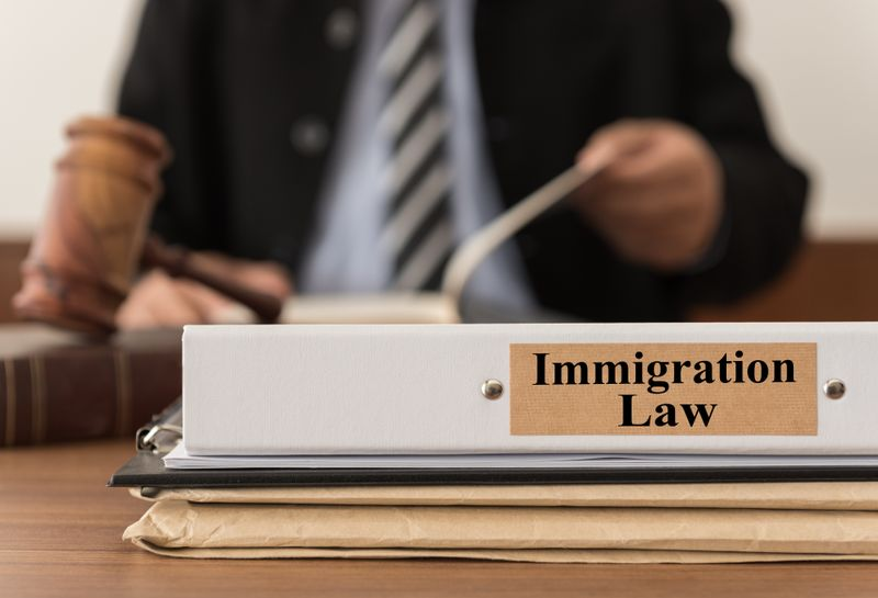 The Legal Aid Society, Brooklyn Defenders and Bronx Defenders will ask during a budget hearing for $16.6 million for the next fiscal year -- an increase of $6.6 million. The money will provide attorneys for immigrants facing deportation at the Varick St. courthouse in Lower Manhattan. (iStock/Getty Images/iStockphoto)