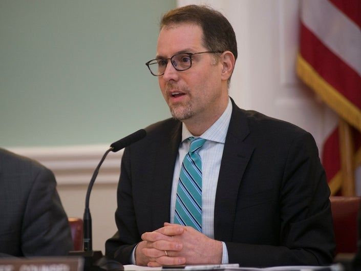 Councilman Mark Levine is among those concerned about the new leases for the Tenant Interim Lease program. (Jeff Reed/New York City Council)
