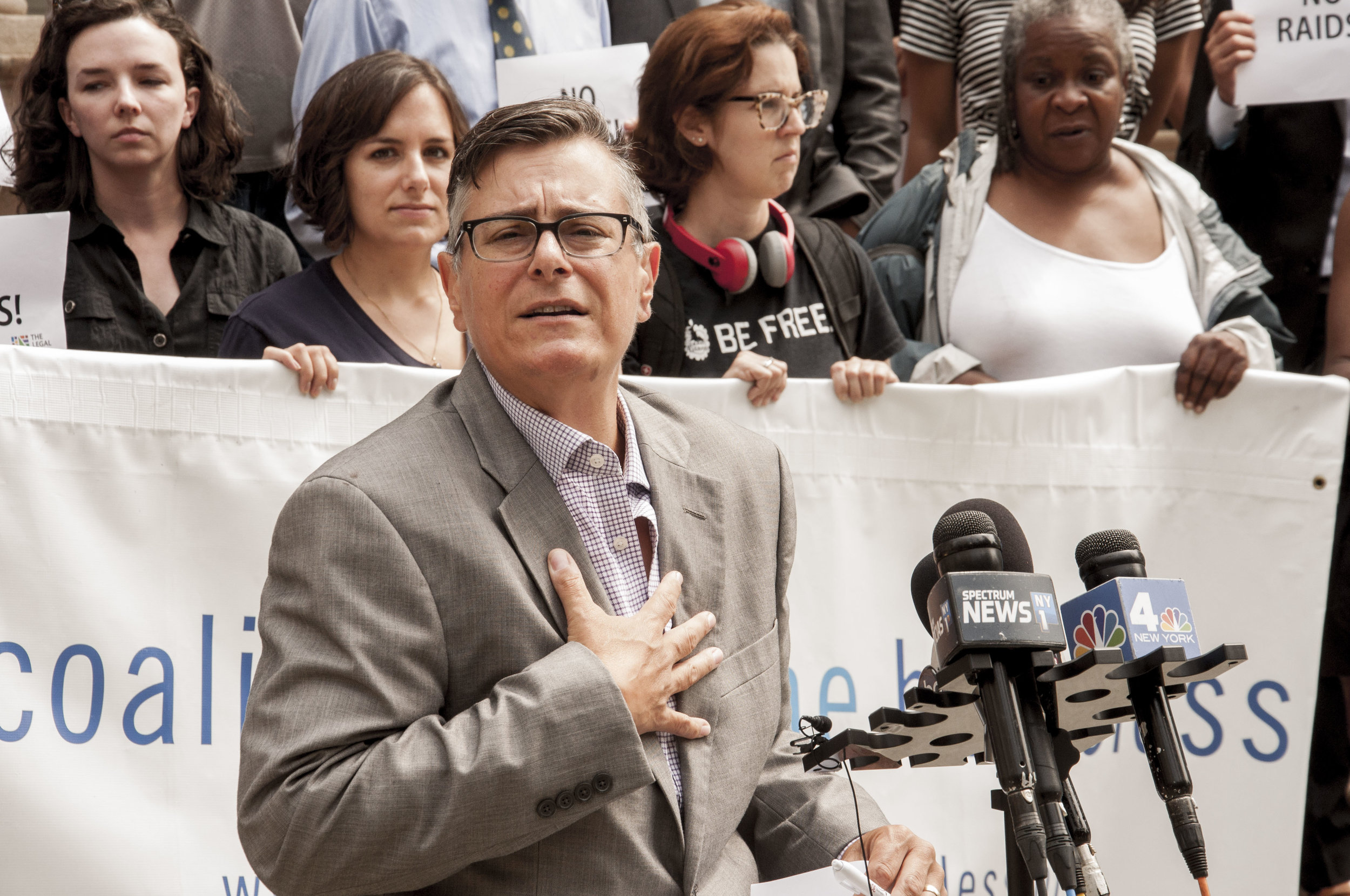 Advocating for incarcerated NYers - We offer essential support to LGBTQ+ New Yorkers in our city's jails and prisons