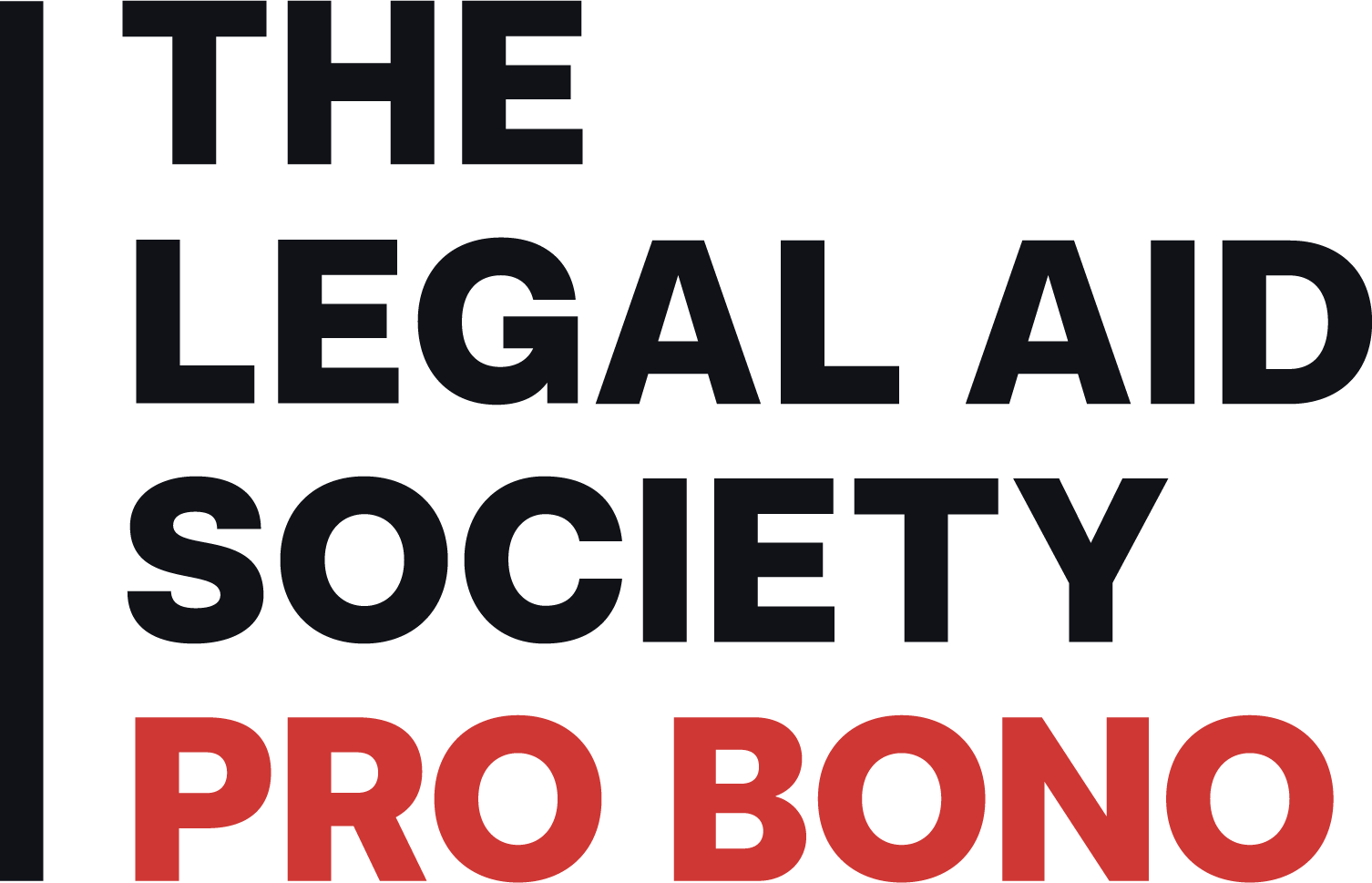 Pro Bono — The Legal Aid Society