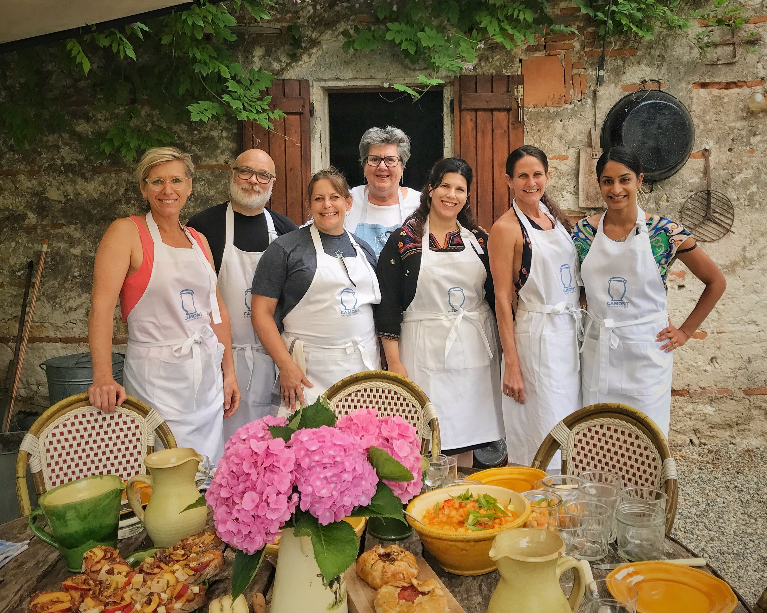 5-day cooking program - classic gascony
