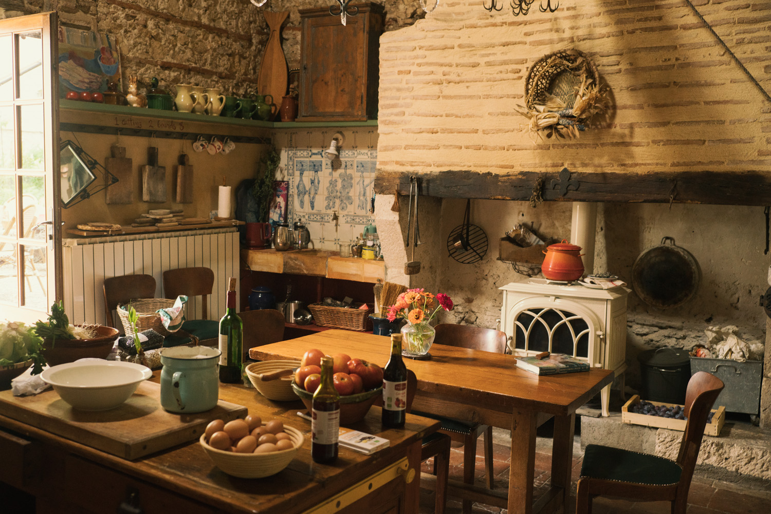 Camont's 18th Century Kitchen