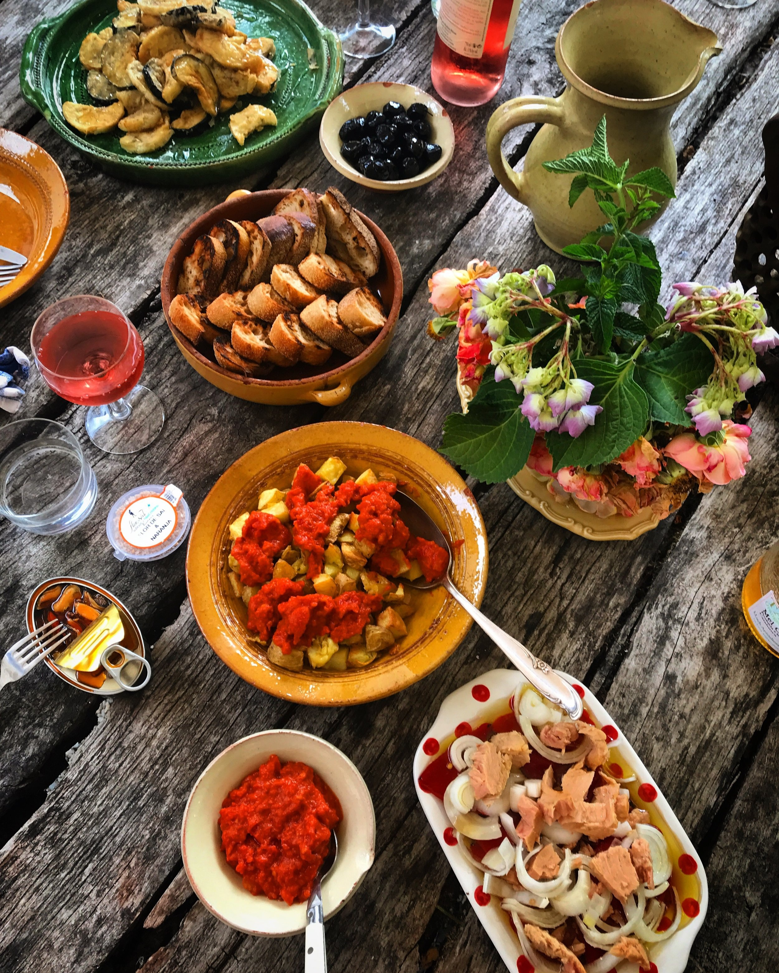 Tapas Sunday Brunch at Camont