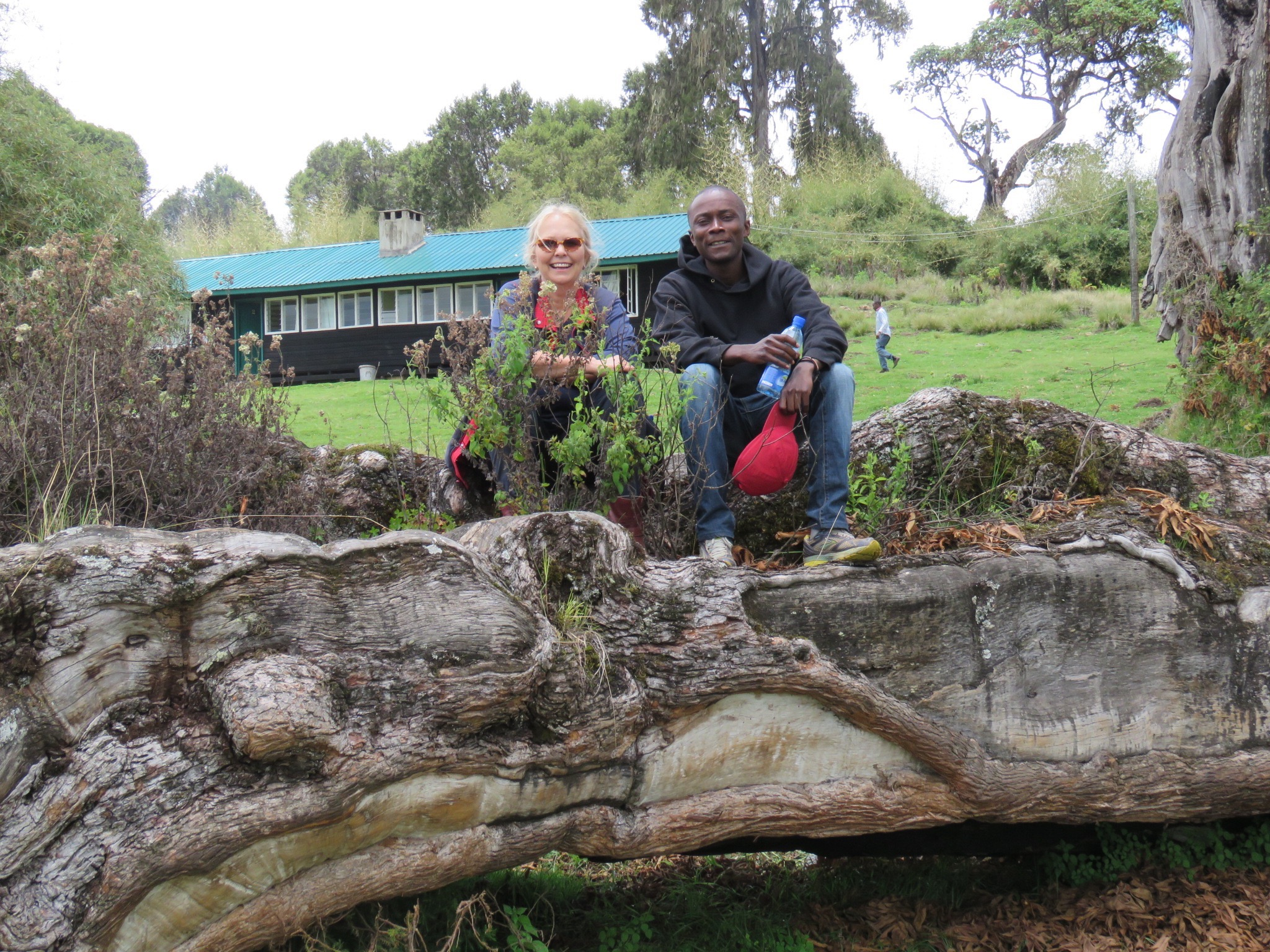 Visitors will enjoy hiking around beautiful Mount Kenya National Park and can stay overnight at the lodges with campfires under the stars