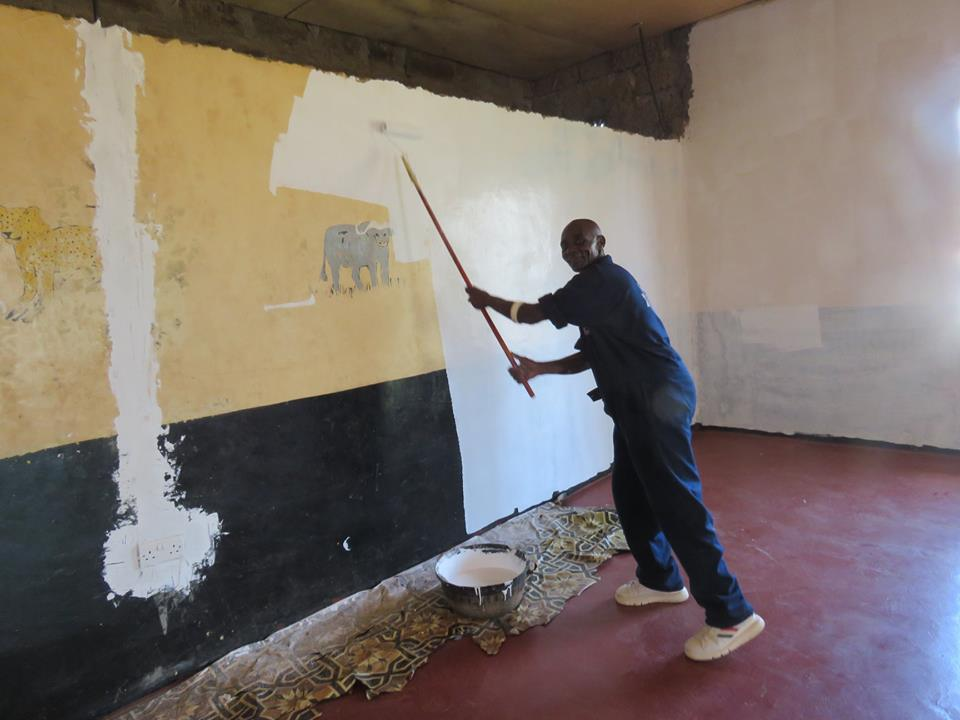 Charles the painter.