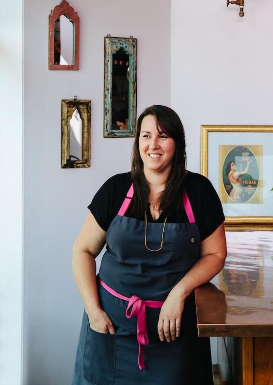 Cara Chigazola Tobin, Chef-Owner, Honey Road