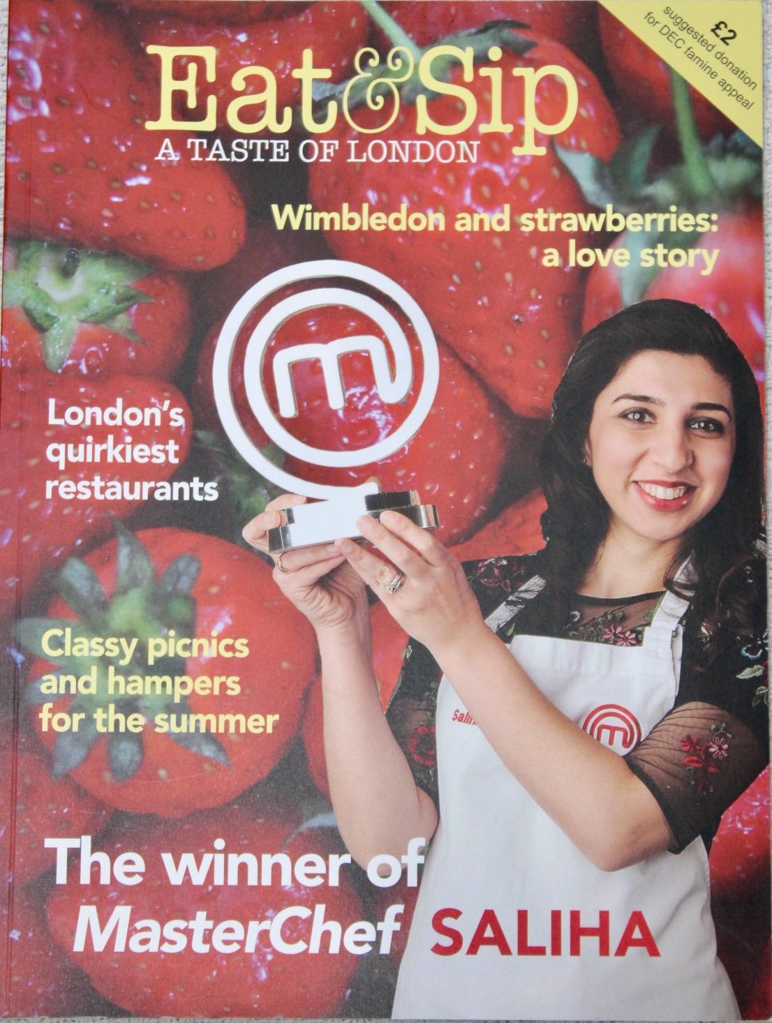 Eat & Sip: A Taste Of London