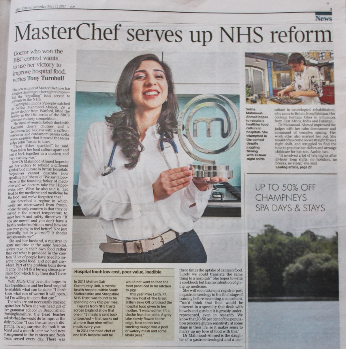 The Times - 13/05/17