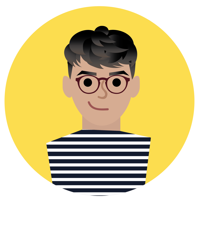 HELLO! I'M SYDNEY - I am a graphic designer and illustrator.