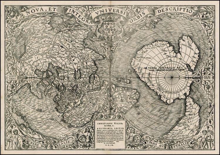 Polar Maps
