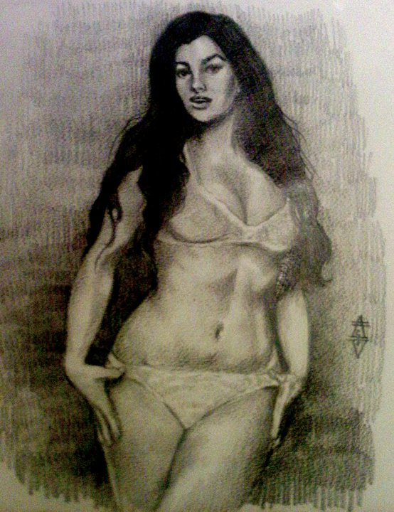 Russ Meyer girl