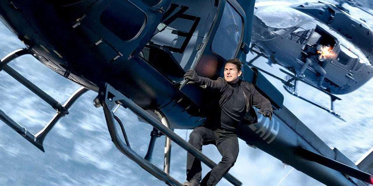 Tom Cruise. Paramount Pictures.