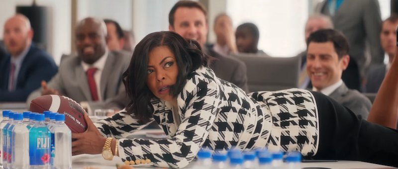 Source: Taraji P. Henson in What Men Want from Paramount Pictures and Paramount Players.