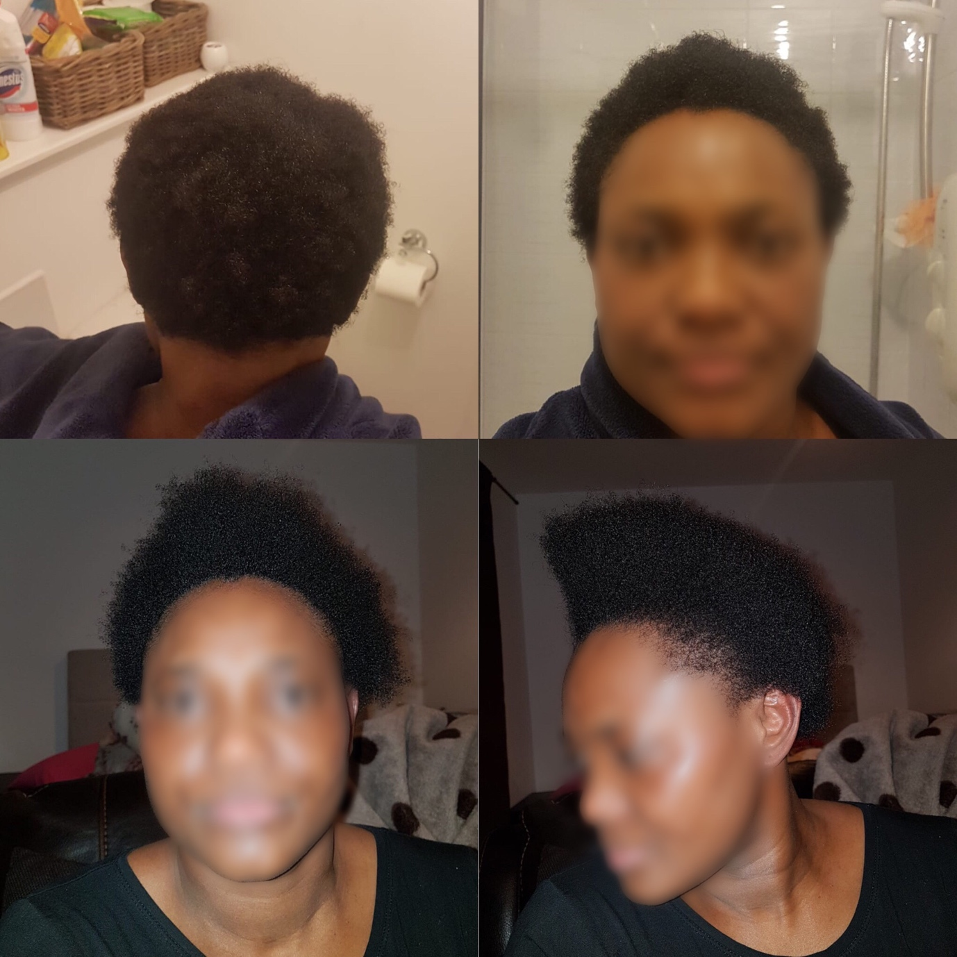 2 months results