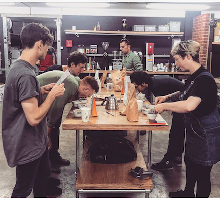 Cupping at Clifton