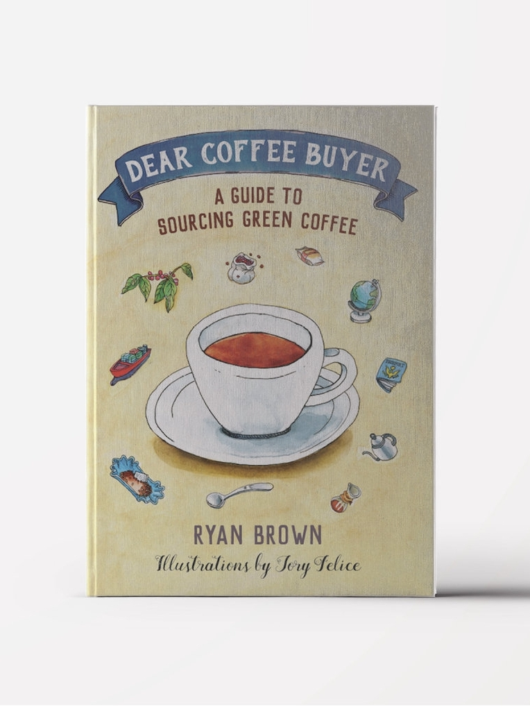 Dear Coffee Buyer Cover