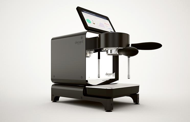 Decent Espresso DE1+ Machine