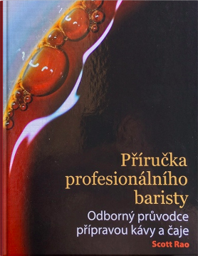 The Professional Barista's Handbook in Czech
