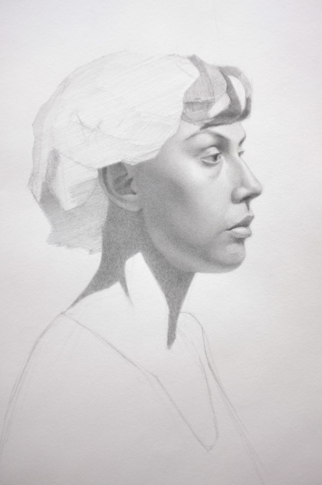 Drawing and Painting the Portrait -