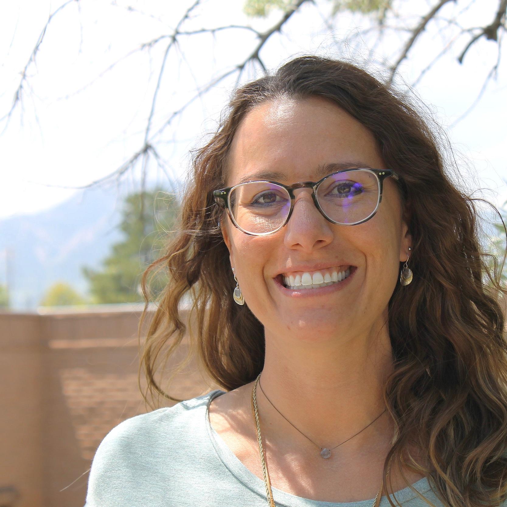 Tessa Parker   Executive Assistant