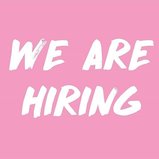 🔊🔊Calling all Nail Techs ! We are looking to hire an experienced Nail Tech who is experienced in acryli . If you are interested please send your resume to link in bio ! 😎😊
