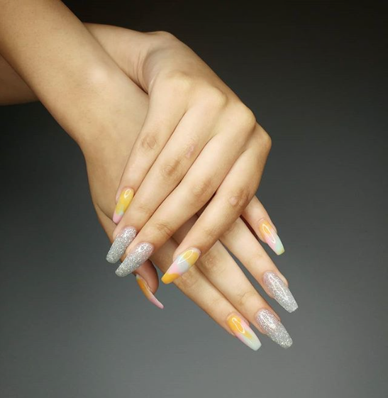 Acrylic Nails - * If booking online please specify if you want any designs or have gel on your nails.Acrylic Full Set 40Acrylic Fill 35Dip Powder Full Set 45Dip Powder Fill 40P&W Full Set 55Polygel Full Set 45Polygel Fill 40Nail Repair 5-10Nail Reshaping 10Nail Design 5 -15Ombre Design 10-20