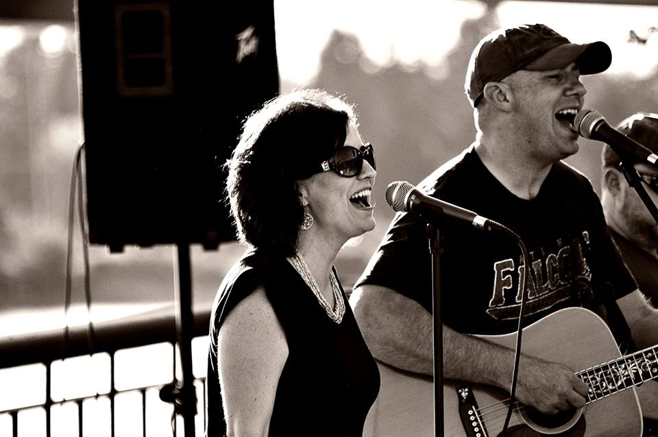 """Matt and Amy - 6:45 PM: After being away for more than a year, Matt and Amy Musselwhite are back for Farm Funk 2019! Always backed by a superb group of local musicians, affectionately known as the """"Basement Band,"""" this Georgia-born duo combine southern-rock and country to create their very own style of Americana. You won't want to miss their return to Kitsap County!"""