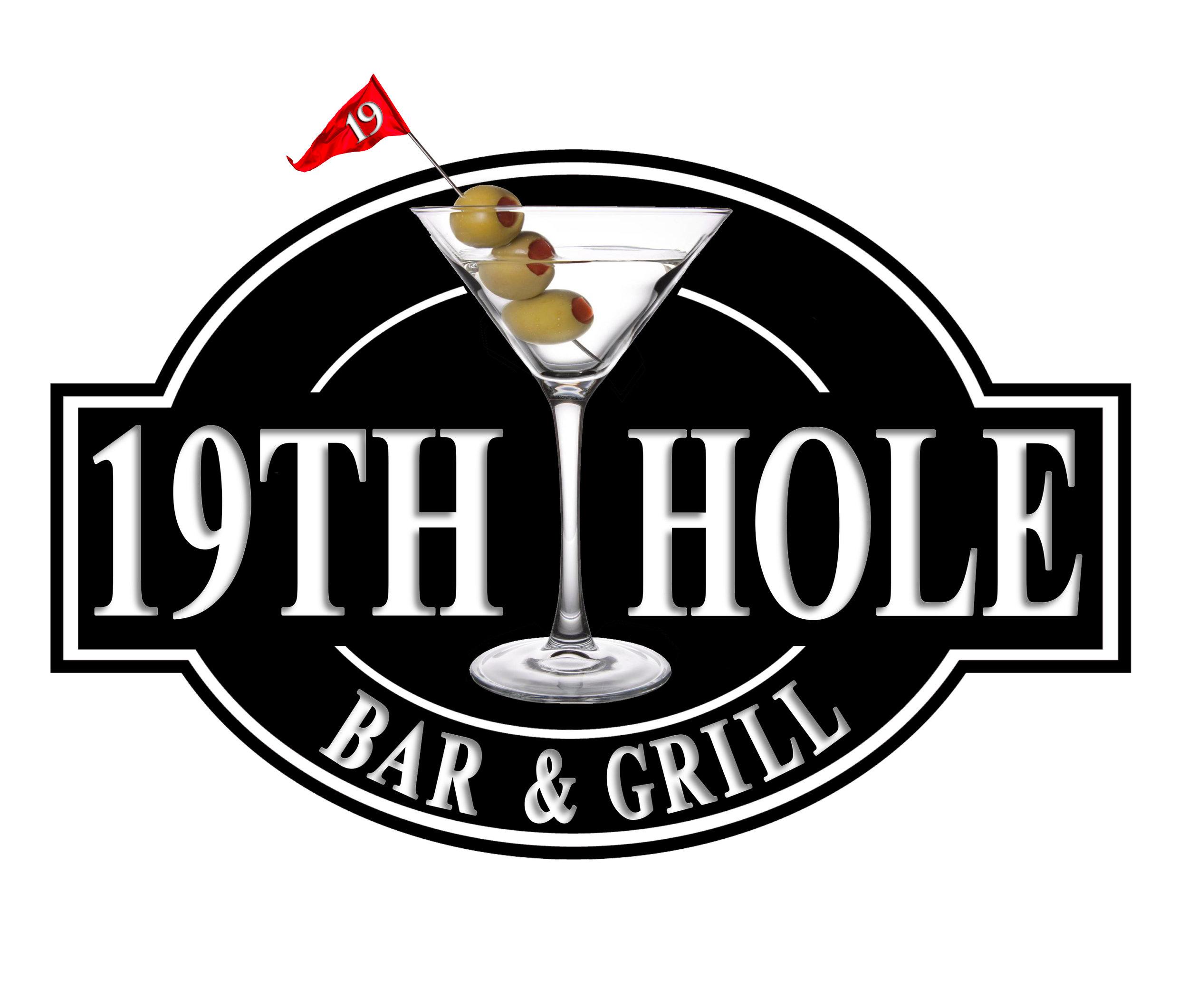 19th Hole Bar & Grill Logo