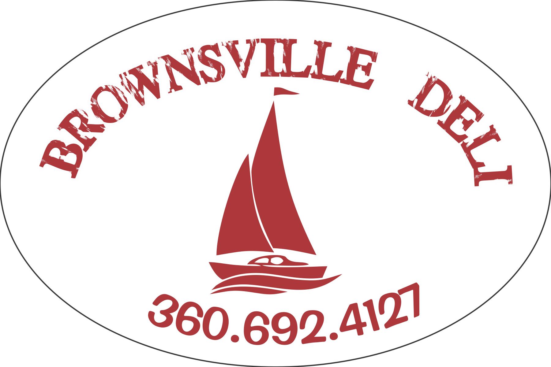 Brownsville Deli Logo