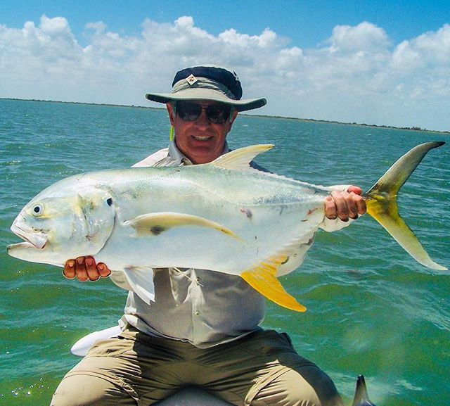 Hard not to smile with these fun fighting Jacks! . . . . #fishing #fish #flyfishing #wepursuit #gulfcoast #saltwaterflyfishing #saltwaterfishing #texas #ktdiaries #outdoors #onthefly #flyrod #🎣 #ocean #jackcrevalle #tarpon #redfish #trout