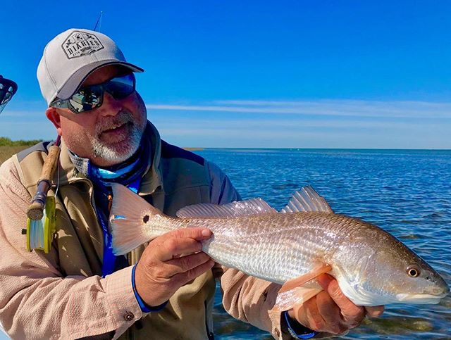 Just got back to Texas and got lucky with a warm and sunny February day. God Bless Texas!! . . . . #texas #fishing #fish #wepursuit #🎣 #ocean #tarpon #redfish #onthefly #flyfishing #fishinglife #texasfishing #gulfcoast #snook #ktdiaries #fishporn #jackcrevalle #outdoors